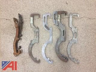 (8) Spanner Wrenches