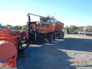 1995 Oshkosh PA-2546-SP Dump Truck with Sander and Plow