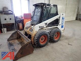 1995 Bobcat 753 Skid Steer