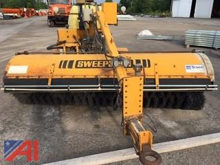 2001 Sweepster H108 Power Broom
