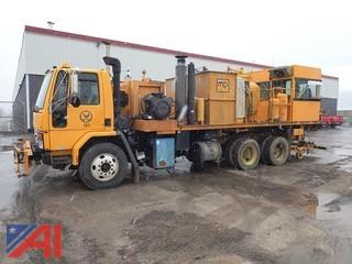 1996 Ford CFT8000 Paint Truck