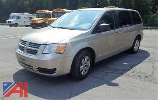 2009 Dodge Grand Caravan Mini Van