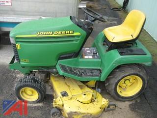 John Deere 345 Riding Lawn Mower