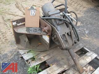 Bobcat Jack Hammer Attachment