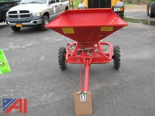 Lely Tow Behind Spreader