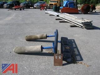6' Park Bench
