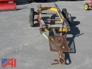 Tow Behind Trailer