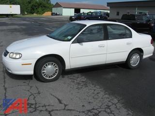 2003 Chevrolet Malibu 4 Door