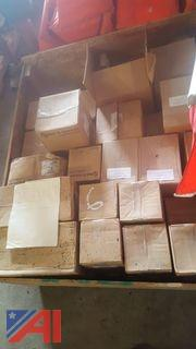 Assorted Bell & Grossett Furnace Parts