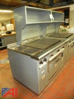Hotpoint Automatic Stove