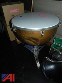 Brass Kettle Drum
