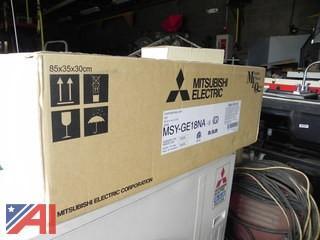 Mitsubishi Electric HVAC Equipment