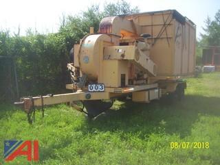 1994 Tarco High T Dumping Leaf Vac Trailer