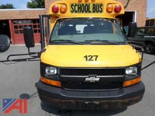 2008 Chevy G3500 Express School Bus