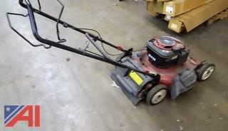 Toro Recycler Walk Behind Lawn Mower