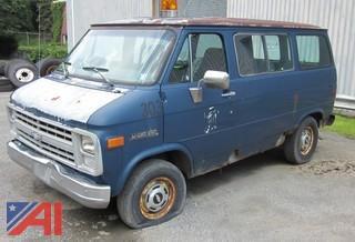 1991 Chevrolet TK Van