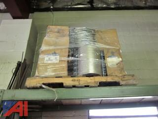 (4) Pallets of Water Main Clamps