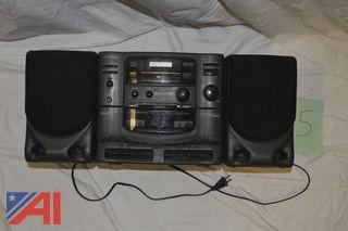 Koss Stereo System & Speakers