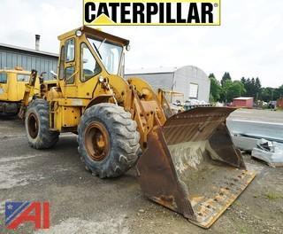 1972 Caterpillar 950 Wheel Loader