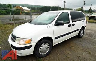2004 Chevy Venture Passenger Van