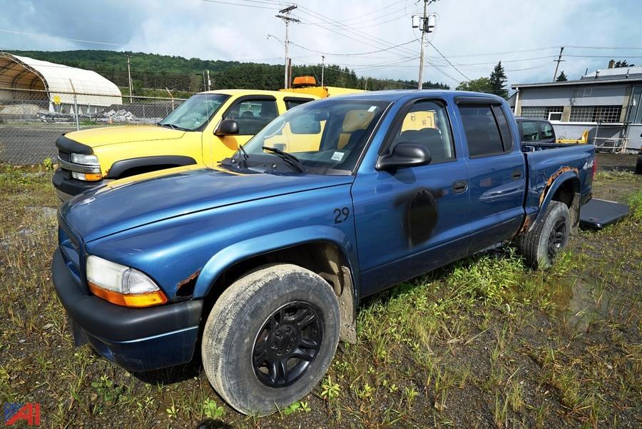Auctions International - Auction: Allegany County Surplus