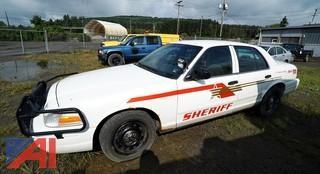 2006 Ford Crown Victoria 4 Door Police Interceptor