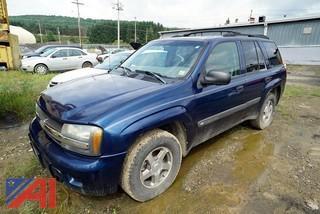 2004 Chevy Trailblazer SUV