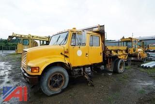 1990 International 4600 Dump Truck
