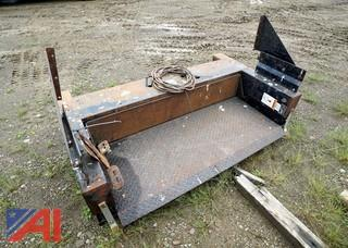 6' 1,300 lbs Truck Lift Gate