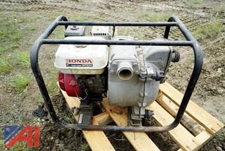 "Honda #WT20X 2"" Portable Trash Pump"