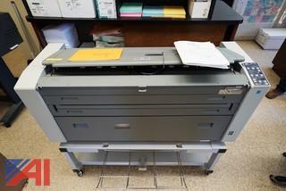 KIP 1900 Wide Format Plan Copier