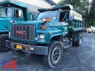 1995 GMC C7H042 Dump Truck