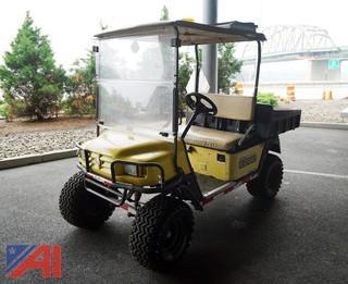 EZGO ST Sport Utility 4 Wheel Vehicle/Golf Cart