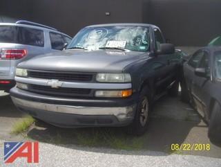 1999 Chevy CK1500 Pickup