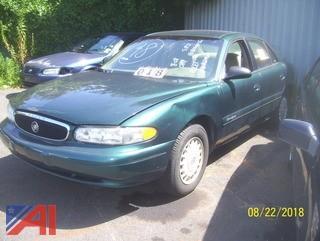 2001 Buick Century Sedan