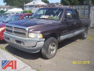 1998 Dodge Ram 1500 Extended Cab Pickup
