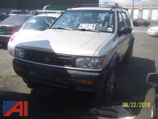 1997 Nissan Pathfinder SUV