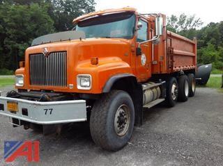 2002 International 5500i Dump Truck