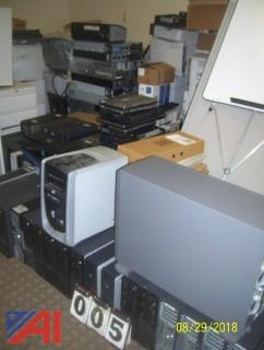Large Lot of IT Equipment