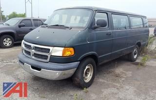 2001 Dodge Ram 3500 Van