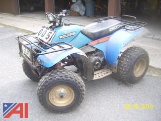 1985 Polaris 250 R/ES Trail Boss ATV