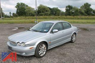 2006 Jaguar X Type Sedan