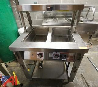 (5) Pc Commercial Food Line Service Equipment