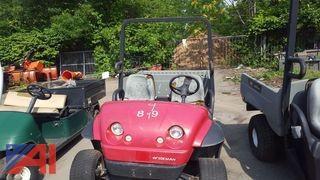 1993 Toro Workman Golf Cart