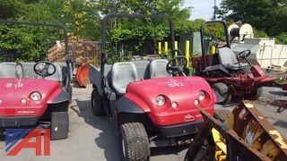 1993 Toro Workman 1100 Golf Cart