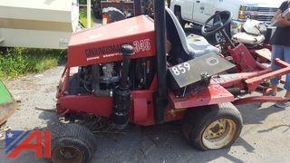 Toro 345 Ground Master Mower