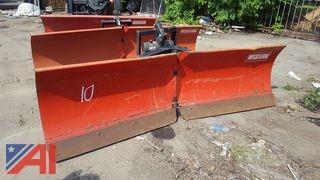 Western 8.5ft V-Plow