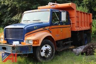 1999 International 4700 Dump
