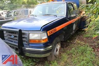 1997 Ford F350 Pickup/Service Truck