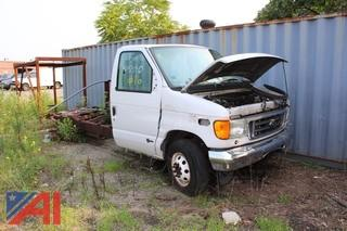2006 Ford E450 Cab and Chassis